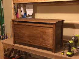 Easy To Make Wood Toy Box by Get Free Plans For A Toy Box Any Kid Would Love