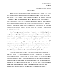 Reflection Paper     Character org