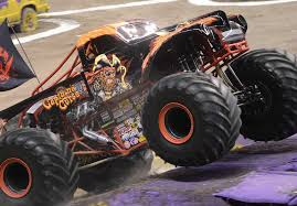 Massive Trucks Take Center Stage At Monster Jam San Antonio