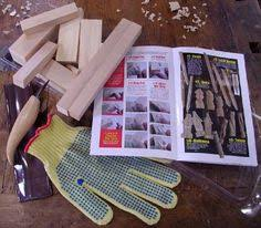 Wood Carving Basic Kit by Carving In Wood Helping You Discover The Beauty Of Wood Carving
