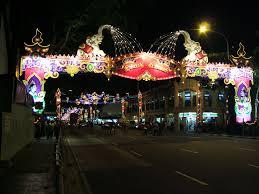 file singapore divali diwali decorations little india serangoon