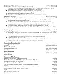 Resume For College Student Sample by Résumé