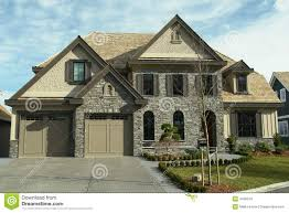 large home house design bc royalty free stock images image 4439019