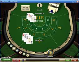 Gioca a Baccarat Online