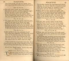 psalms of thanksgiving list the psalms of david page 1 presbyterian historical society