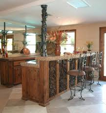 Kitchen Table Bar Style How To Decorate A Kitchen Bar Home Design By John