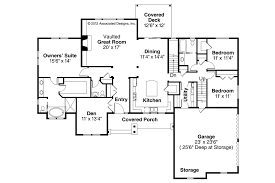 Executive Ranch Floor Plans Amusing House Plans Ranch Gallery Best Image Engine Jairo Us