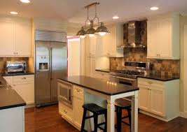 Kitchens Long Island Long Narrow Kitchen Island Ideas And Designs Pictures Cool With