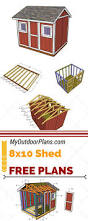 Diy Garden Shed Plans Free by Best 25 Wood Shed Plans Ideas On Pinterest Shed Blueprints
