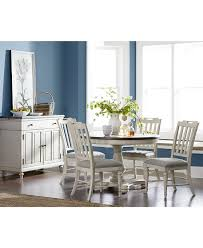 Round Dining Table Sets For 6 Dining Room Furniture Macy U0027s