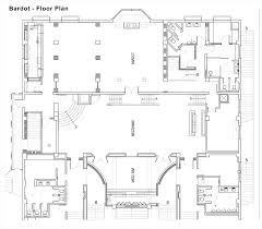 How To Draw A Floor Plan For A House Venue Rental Avalon Hollywood