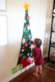 7 toddler friendly diy christmas trees babble