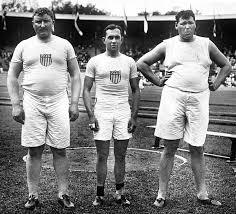 Athletics at the 1912 Summer Olympics – Men's shot put