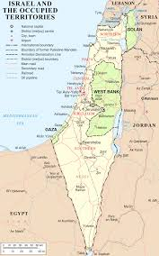 Show Me A Map Of The Middle East by Borders Of Israel Wikipedia