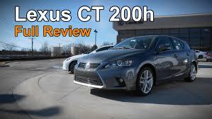 lexus ct200h torque 2015 lexus ct 200h u0026 f sport full review youtube