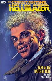 Image result for DC Constantine Hellblazer 1