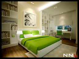 Green Bedroom Wall Designs Killer Image Of Lime Bedroom Decoration Using Light Green Curtain