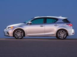 lexus vehicle prices lexus ct200h review business insider