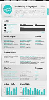 The Best Resume In The World by 28 Amazing Examples Of Cool And Creative Resumes Cv Promotion