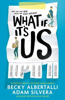 Image result for What If It's Us? - Becky Albertalli and Adam Silvera