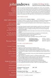 Resume templates Dayjob com