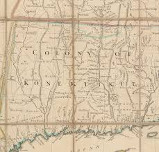 Map Of The New England Colonies by First State Of The Finest 18th Century Map Of New England Rare
