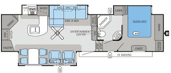 Fifth Wheel Bunkhouse Floor Plans 100 Fifth Wheel Bunkhouse Floor Plans Flooring Rv Bunk