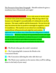 persuasive essay samples Kozah Essay Prompts and Sample Student Essays Persuasive Essay by a  th Grade Student South Heights by