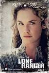 Ruth Wilson Talks THE LONE RANGER, LUTHER, SAVING MR. BANKS and ...