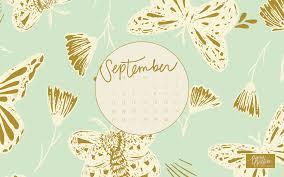september u0027s digital printable calendar collection going home