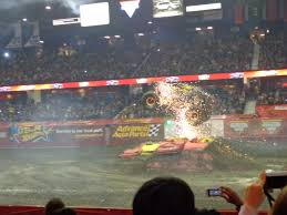 monster truck show discount code review and photos advance auto parts monster jam at allstate