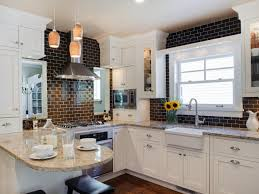 Country Kitchen Tile Ideas Tile For Small Kitchens Pictures Ideas U0026 Tips From Hgtv Hgtv