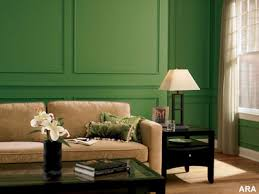 Home Design Tips Interior Painting Projects - Green paint colors for living room