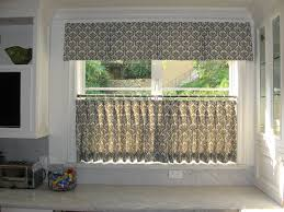 Kitchen Drapery Ideas Kitchen Window Treatments Ideas Pictures1 Curtains Modern