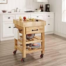 Crosley Furniture Kitchen Island Furniture Astonishing Butcher Block Cart For Kitchen Furniture
