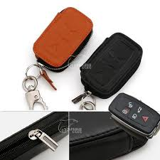 lexus key accessories for landrover models leather car key case smart keychain cover