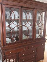 Kitchen China Cabinets Tips On How To Arrange A China Cabinet Average But Inspired