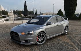 mitsubishi lancer evolution 2012 white sedan gsr gasoline 4