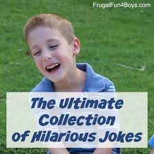 ultimate collection of hilarious jokes for kids