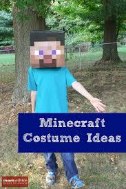 Halloween Minecraft Costume Diy Minecraft Costume Ideas Costumes Halloween Costumes