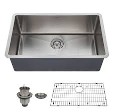 Best Single Bowl Kitchen Sink Reviews  Buying Guide BKFH - Foster kitchen sinks