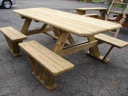Wooden Folding Picnic Table Plans innovative large folding picnic table 21 wooden picnic tables