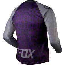 ladies motocross gear all new fox racing 2015 womens switch silvah jersey purple pink