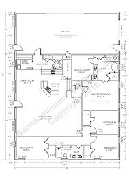 Home Builder Floor Plans by Ideas Barn Home Builders Barndominium Homes Barndominium Cost