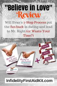 Believe in Love    Evan Marc Katz Reviews  Sneak Peek  Infidelity First Aid Kit