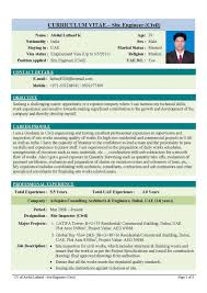 Best Resume Formats For Engineering Students by Sample Resume Civil Engineer Philippines Resume Ixiplay Free