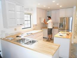 How To Install Kitchen Island by Cost To Install Kitchen Island Rembun Co
