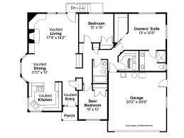 simple 17 600 square foot house large small house plans under 600