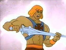Cartoons He-Man