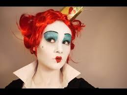 Red Queen Halloween Costume Des Meilleurs Maquillages U0027halloween Red Queen Makeup